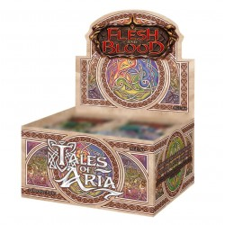 1 BOITE de 24 Boosters Tales of Aria 1st Edition Flesh & Blood TCG