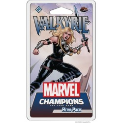 VO - VALKYRIE Hero Pack - Marvel Champions : The Card Game
