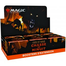 VF - 3 BOITES de 30 Boosters d'Extension Innistrad: Midnight Hunt - Magic The Gathering