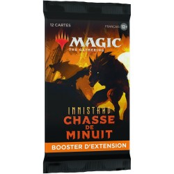 VF - 10 Booster d'Extension Innistrad: Midnight Hunt - Magic The Gathering