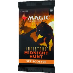VF - 1 Booster d'Extension Innistrad: Midnight Hunt - Magic The Gathering