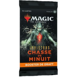 VF - 9 Boosters Innistrad: Midnight Hunt - Magic The Gathering