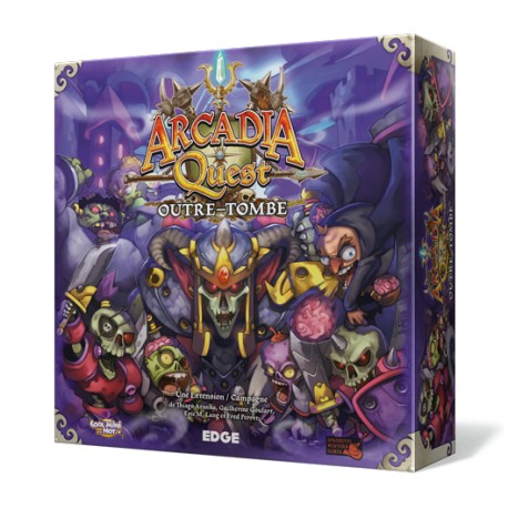 Arcadia Quest Outre-Tombe
