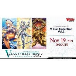Vanguard overDress - Boîte de 12 Boosters Special Series V Clan Collection Vol.1