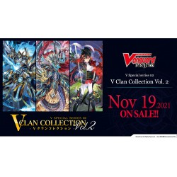 Vanguard overDress - Boîte de 12 Boosters Special Series V Clan Collection Vol.2