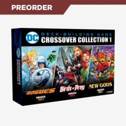 DC Comics Deck Building Game - Crossover Collection 1