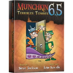 Munchkin 6.5 - Extension Terribles Tombes