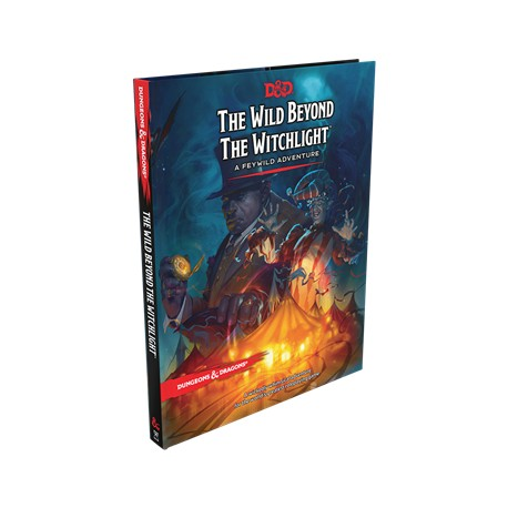 VO D&D 5: Wild Beyond The Witchlight