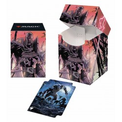 Deck Box 100 Cartes - Magic: The Gathering - Innistrad Midnight Hunt - Tovolar, Dire Overlord