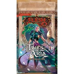 1 Booster Tales of Aria Unlimited Flesh & Blood TCG