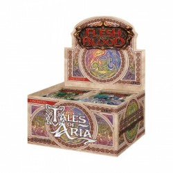 1 BOITE de 24 Boosters Tales of Aria Unlimited Flesh & Blood TCG