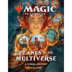 Planes of the Multiverse - Histoire Visuelle - Magic: The Gathering