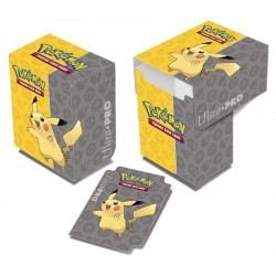 Deck Box Ultra Pro - Pokémon - Pikachu