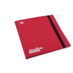 Flexxfolio Quadrow Rouge