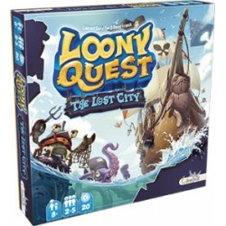 Loony Quest: Lost City