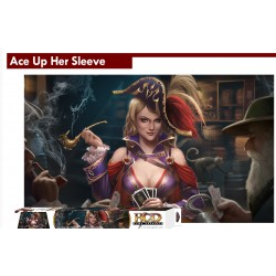 Ace Up Her Sleeve - HCD - Play Mat