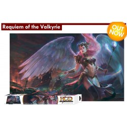 Requiem of the Valkyrie - HCD - Play Mat