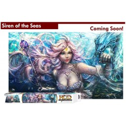 Siren of the Seas - HCD - Play Mat