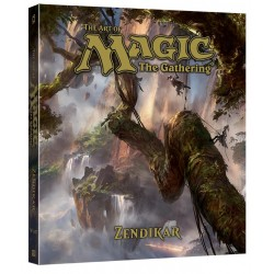 The Art of Magic - Zendikar