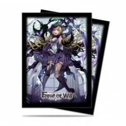 65 Protèges Cartes - Force of Will - Dark Alice