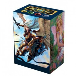 Deck Box Epic + 60 Protèges Cartes
