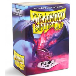 Protèges cartes Dragon Shield - Matte Purple