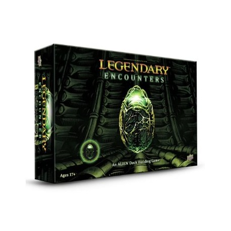 Legendary Encounters: An Alien Deck Building Game -