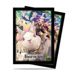 65 Protèges Cartes - Force of Will - A4: Kaguya