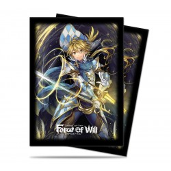65 Protèges Cartes - Force of Will - A4: Bors