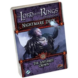 The Lord of The Rings - The Antlered Crown Nightmare Deck