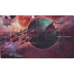 Star Realms : Death World Playmat