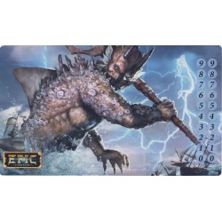 Epic Card Game: Sea Titan Playmat