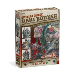 Zombicide : Black Plague - Special Guest: Paul Bonner