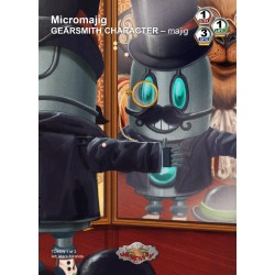 Micromajig Top Hat Foil The Spoils