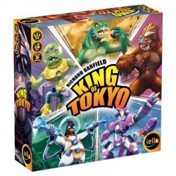 King of Tokyo Nouvelle Edition 2016
