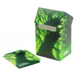Basic Deck Case 80+ Lands Edition Forêt- Ultimate Guard