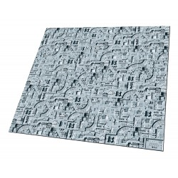 Tapis de jeu Starship 91 x 91 cm - Ultimate Guard