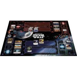 Star Wars Galactic Conflict Two-player Playmat