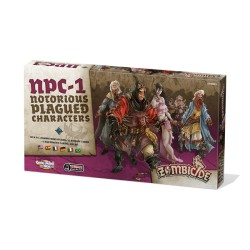 Notorious Plagued Characters N°1 - Zombicide : Black Plague