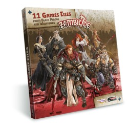 Set de Plateaux de jeu additionnel Zombicide : Black Plague