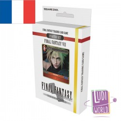 VF Final Fantasy TCG : Starter Set FF7