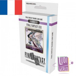 VF Final Fantasy TCG : Starter Set FF13