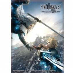 60 Protèges Cartes Final Fantasy TCG - FF7 Sephiroth & Cloud