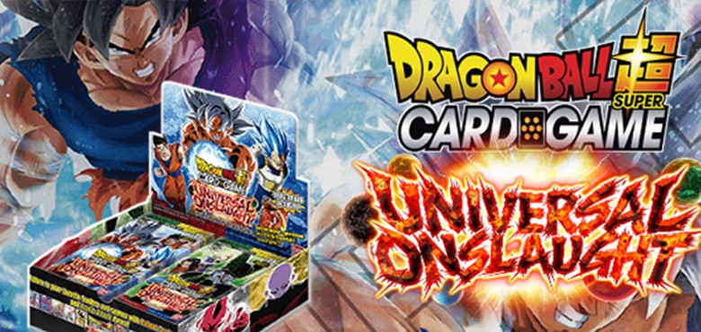 Dragon Ball Super Card Game BT9