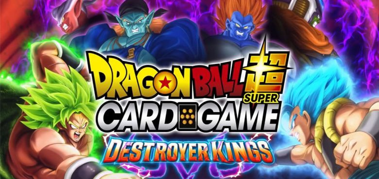 Dragon Ball Super Card Game BT Destroyer Kings