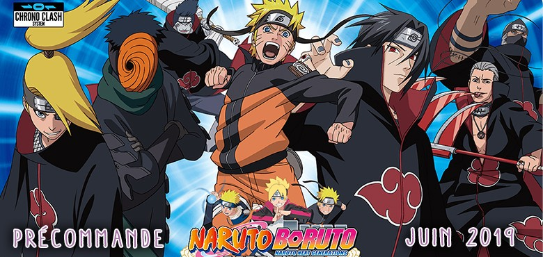 Naruto Card Game